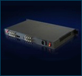 Audio 2-Channel Bi-directional Data Fiber Optic Transmitter/Receivers