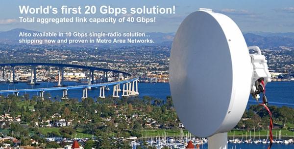 CELLULAR BACKHAUL (Wireless Bridges)